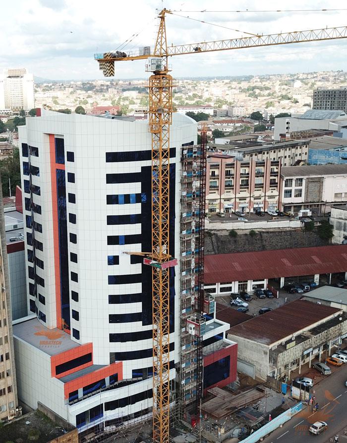 Urbatech Cabinet d'architecture a Yaounde au Cameroun